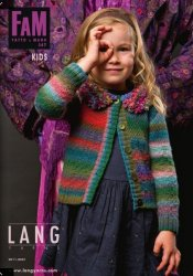 Lang Yarns Fatto a Mano Nr. 207 Kids