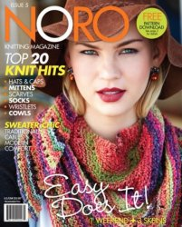 Noro Strick/Knitting Magazin Herbst /Winter 2014