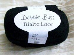 Rialto Lace in schwarz