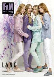 Lang Yarns Fatto a Mano Nr. 219 Twin