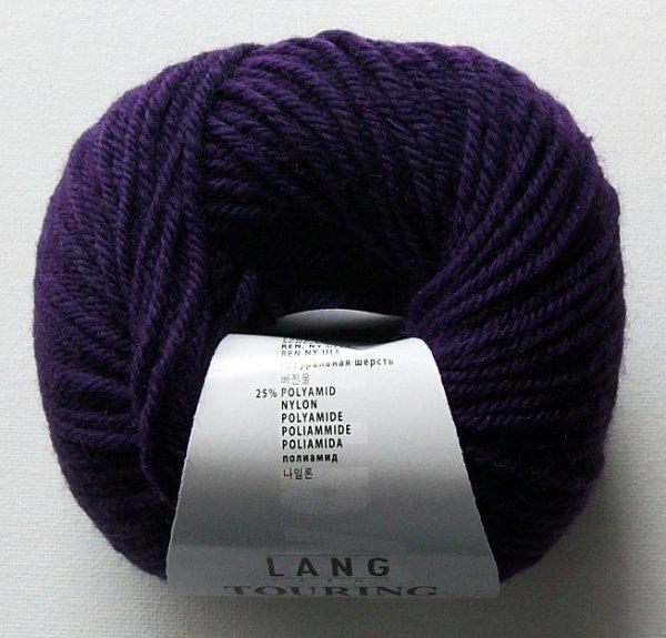 Touring in violett
