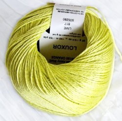 Louxor in lime