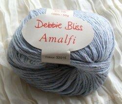 Amalfi in graublau