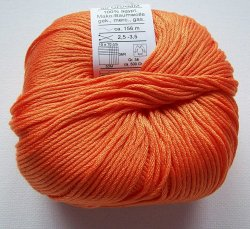 Candy in orange