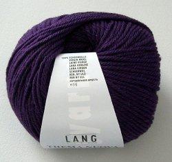 Thema nuova in violett