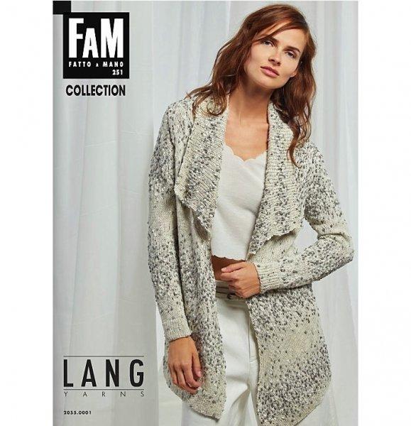 Lang Yarns Fatto a Mano Nr. 251 Collection