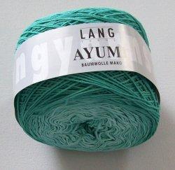 Ayumi in mintgrün
