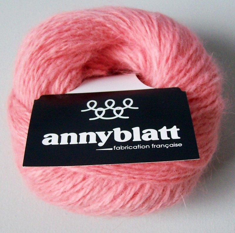 Angora super in rose the