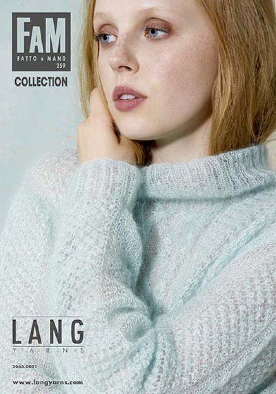 Lang Yarns Fatto a Mano Nr. 259 Collection