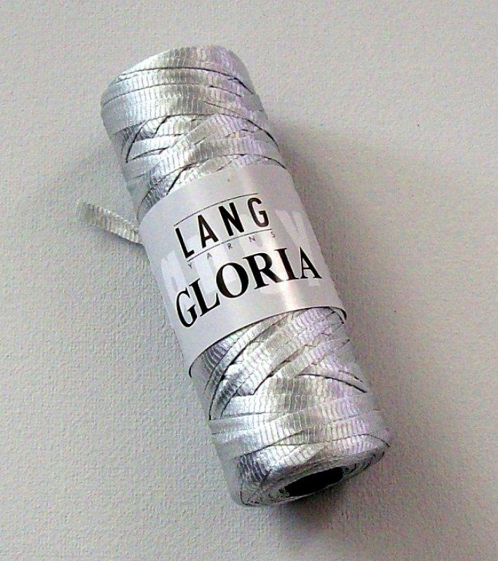 Gloria in perlsilber