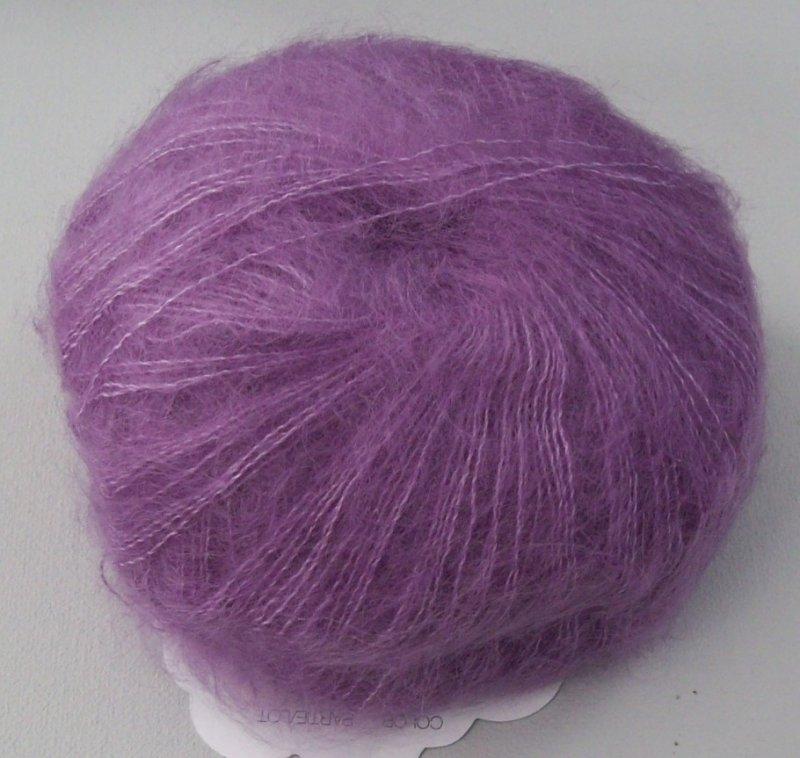 Silky Kid in lavendel