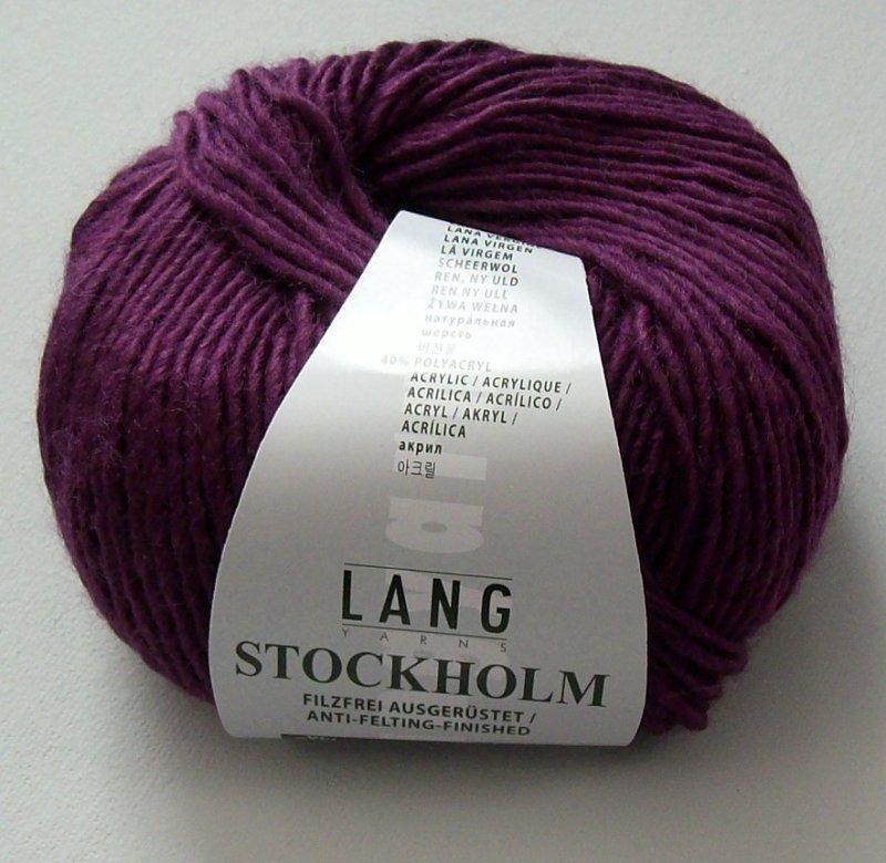 Stockholm in veilchen