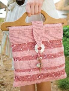Strandtasche von Louisa Harding